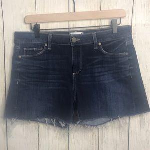 Paige Jimmy Jimmy Denim Cutoff Shorts